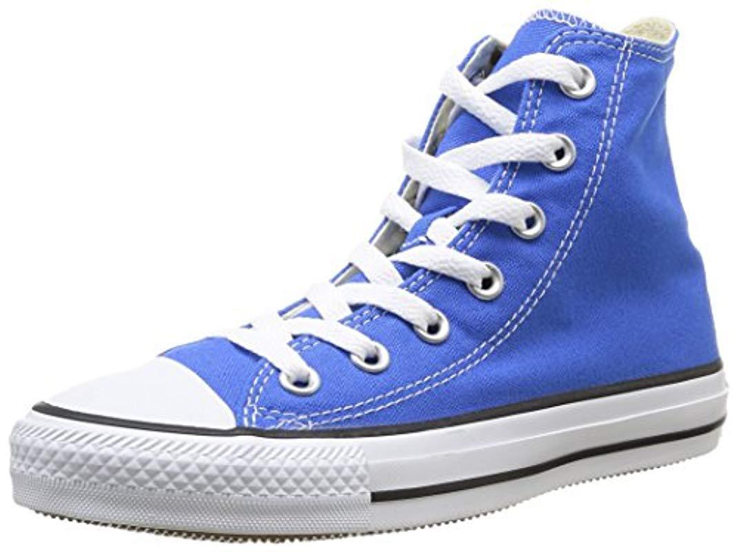 b5caea983a0c82 Converse Unisex Adults  Chuck Taylor All Star Hi Gymnastics Shoes in ...
