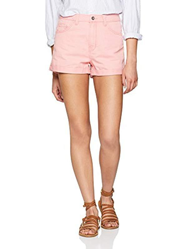b944e49a3ba vero-moda-Pink-Strawberry-Ice-Strawberry-Vmnineteen-Hr-Loose -Color-Short.jpeg