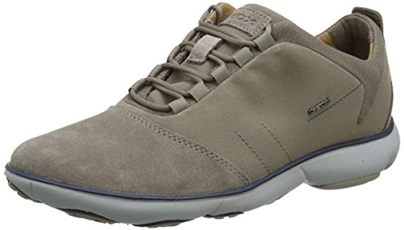 4fe5996f77a9e Geox U Nebula C Trainers for Men - Lyst