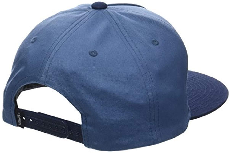 Vans - Blue Mini Full Patch Ii Snapback Baseball Cap for Men - Lyst. View  fullscreen 370849330d7