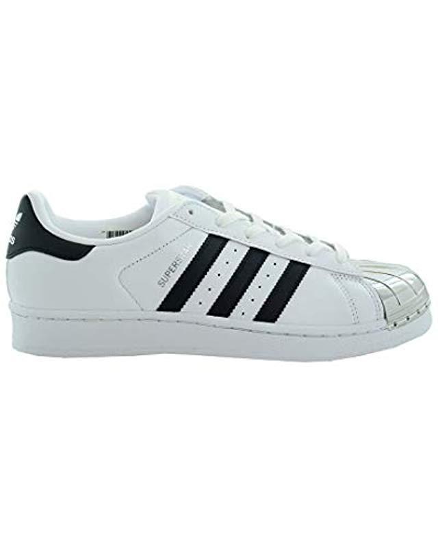 7331c4d370e6 adidas Originals. Women s Superstar Metal Toe W Skate Shoe Running