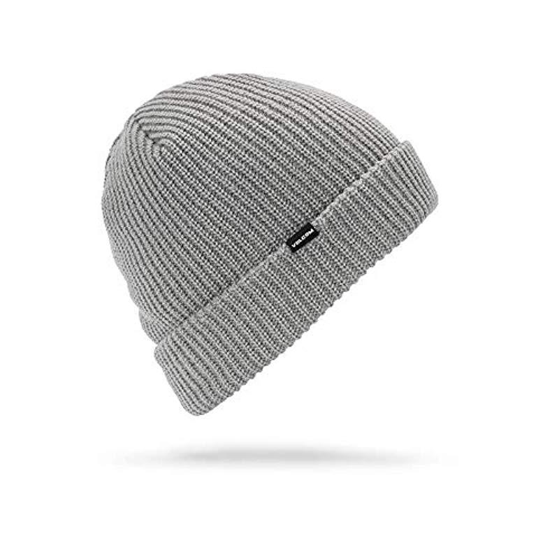 2e5b4fb395e Lyst - Volcom Sweep Lined Snow Beanie for Men - Save 76.25%
