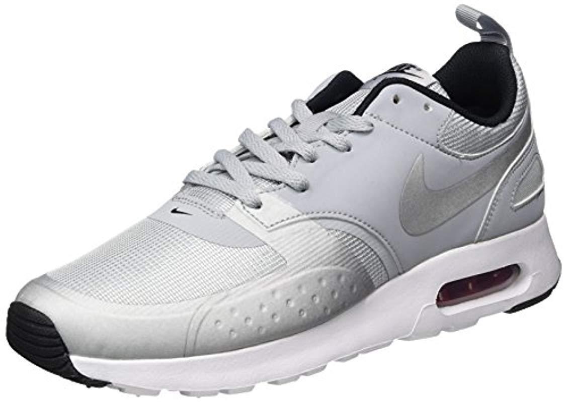 Nike Flyknit Air Max Muse midnight navywhite (Herren