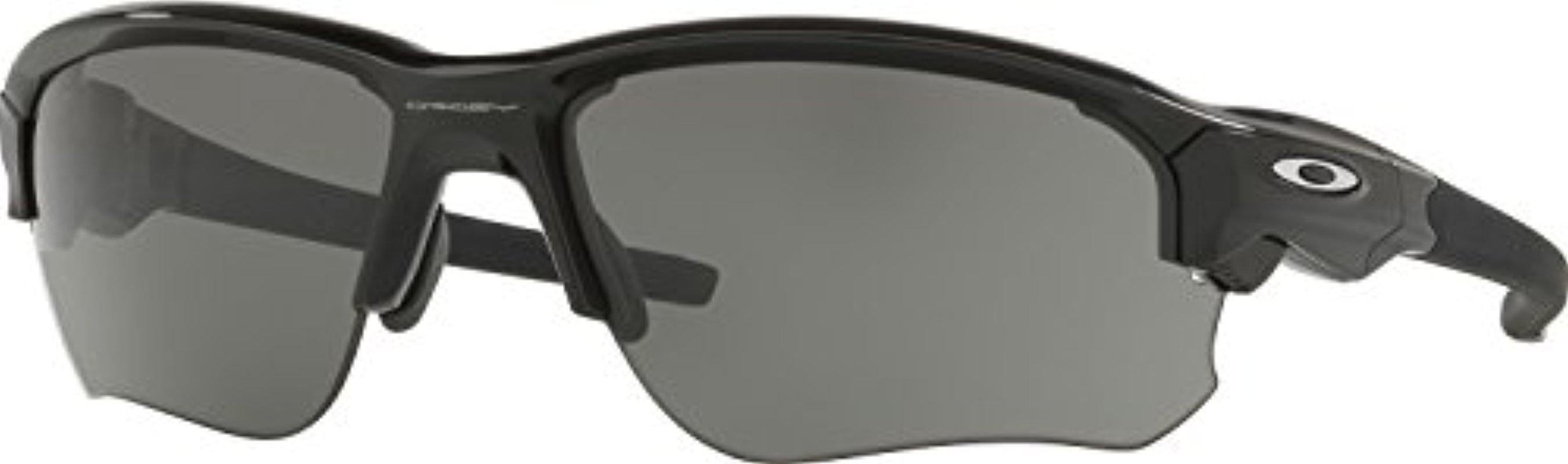 b7809143965 Lyst - Oakley Flak Draft Sunglasses in Black for Men - Save 48%