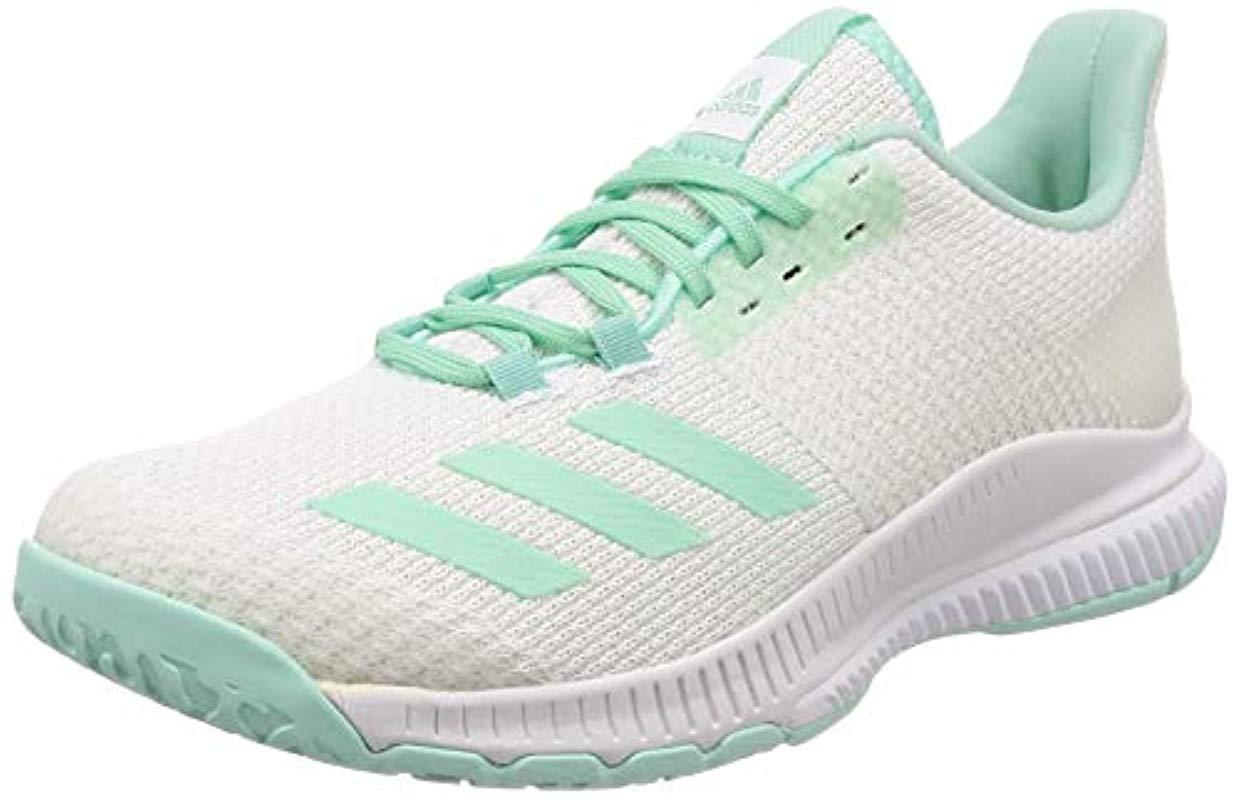 772601f9fa3 adidas Crazyflight Bounce 2 Volleyball Shoes in White - Lyst