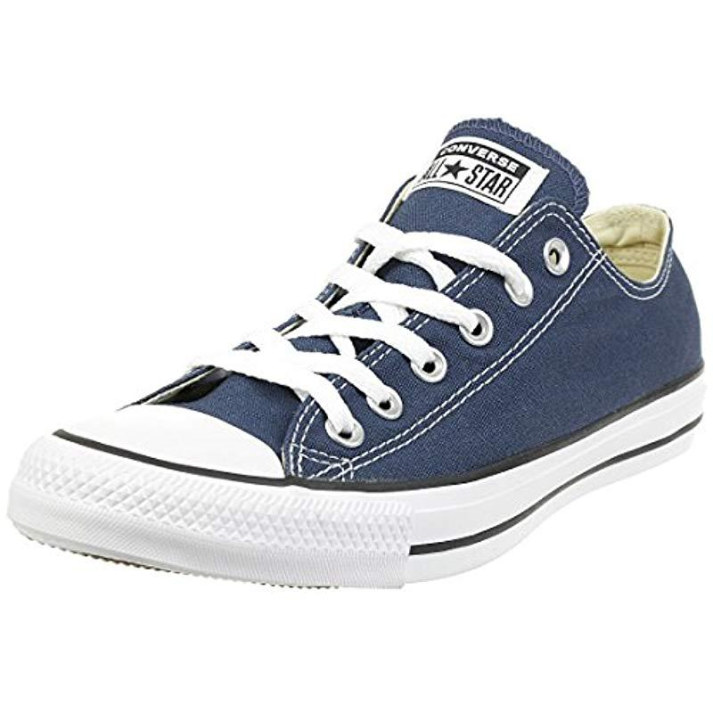 d56610b29140 Converse Unisex Chuck Taylor As Double Tongue Ox Lace-up in Blue for ...