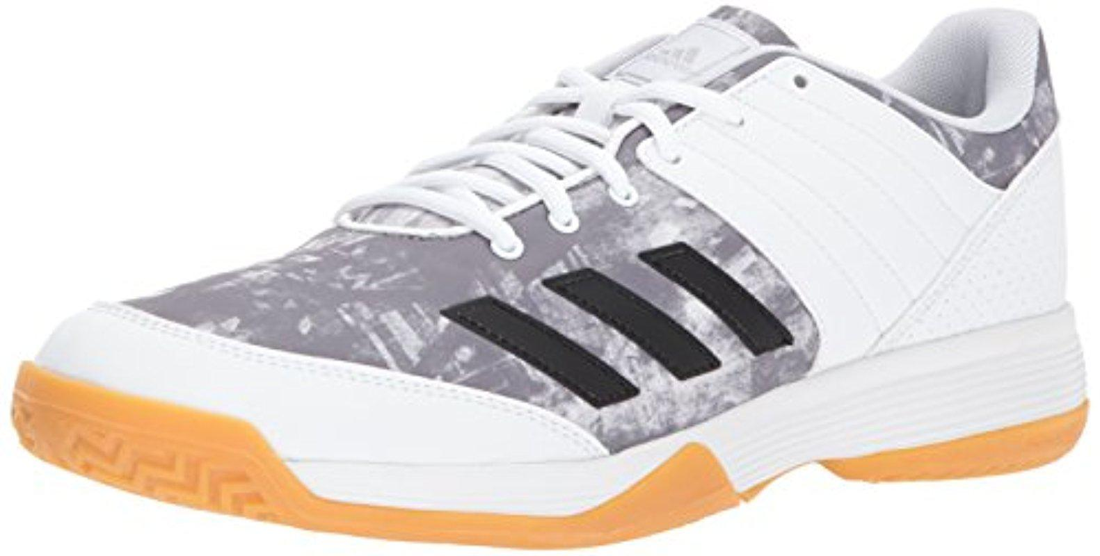 innovative design 23a4a 84ca4 Lyst - adidas Ligra 5 W Tennis Shoe in Metallic