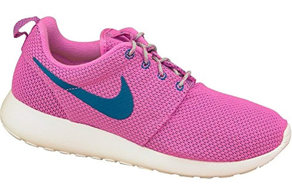 9ef270408fc21 Nike. Women s Pink Roshe Run