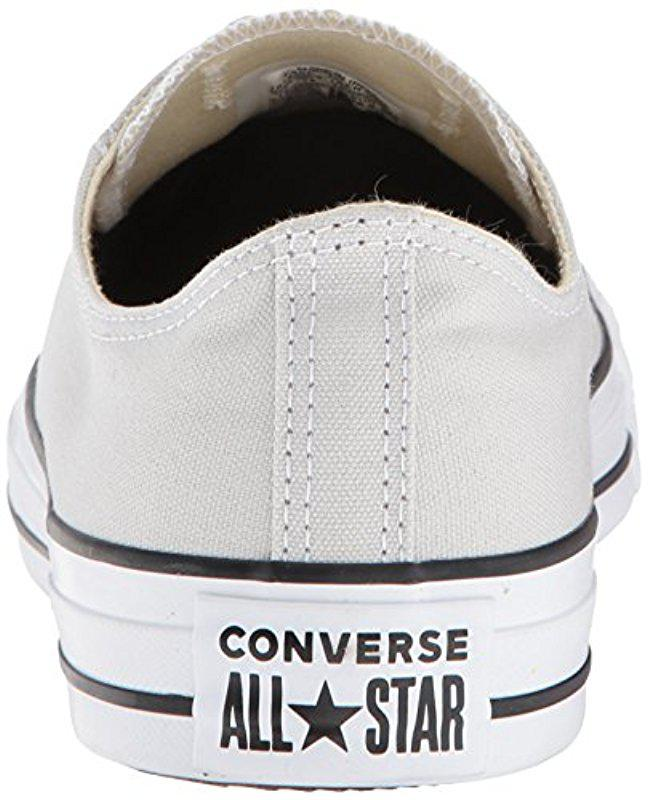 Lyst - Converse Chuck Taylor All Star 2018 Seasonal Low Top Sneaker in White  for Men - Save 20.454545454545453% 1a78c17f4