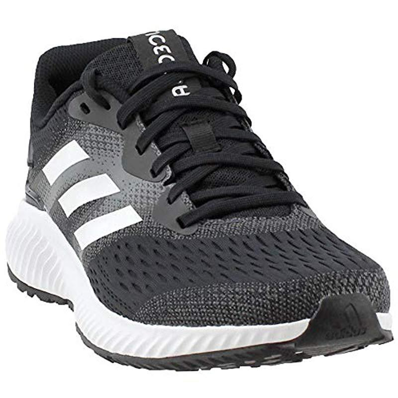 8fa5c689941 Lyst - adidas Aerobounce M Running Shoe in Black for Men - Save ...