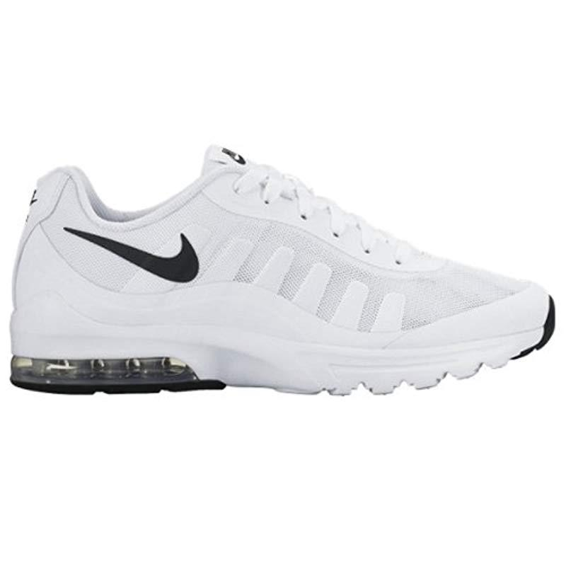 11a72eed3c Nike Air Max Invigor Running Shoes in White for Men - Save 13% - Lyst