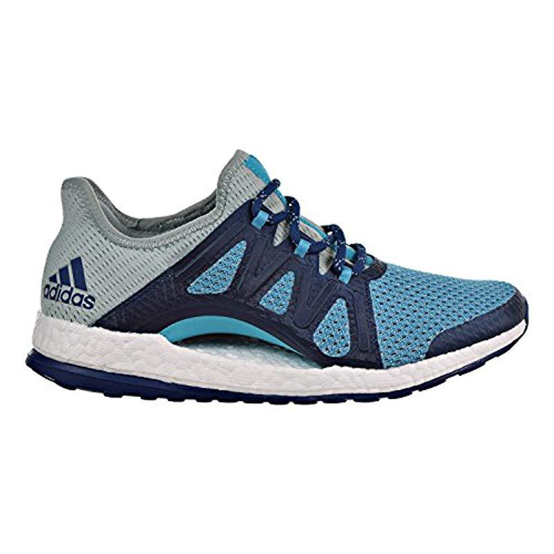 7e70773b7 Lyst - adidas Performance Pureboost Xpose Running Shoe in Blue