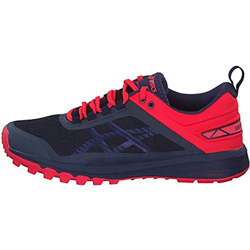 d60e573b3396 Asics  s Gecko Xt Running Shoes in Blue - Lyst
