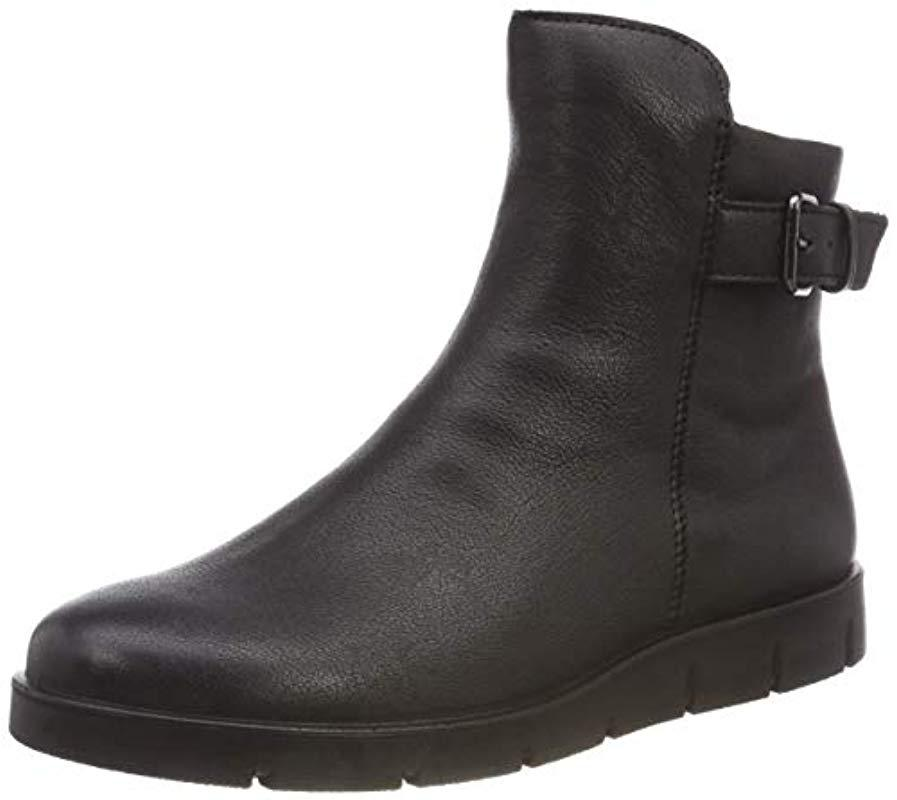 28c2bd8badc6 Ecco Bella Ankle Boots in Black - Lyst