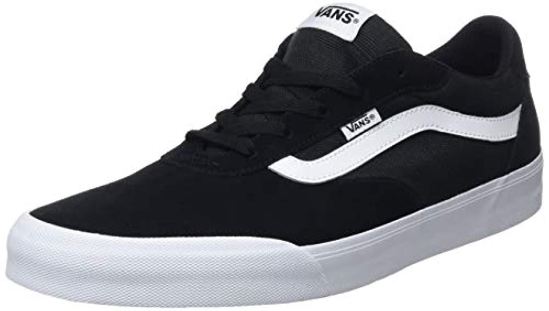 c136360e3c Vans Palomar Trainers in Black for Men - Lyst