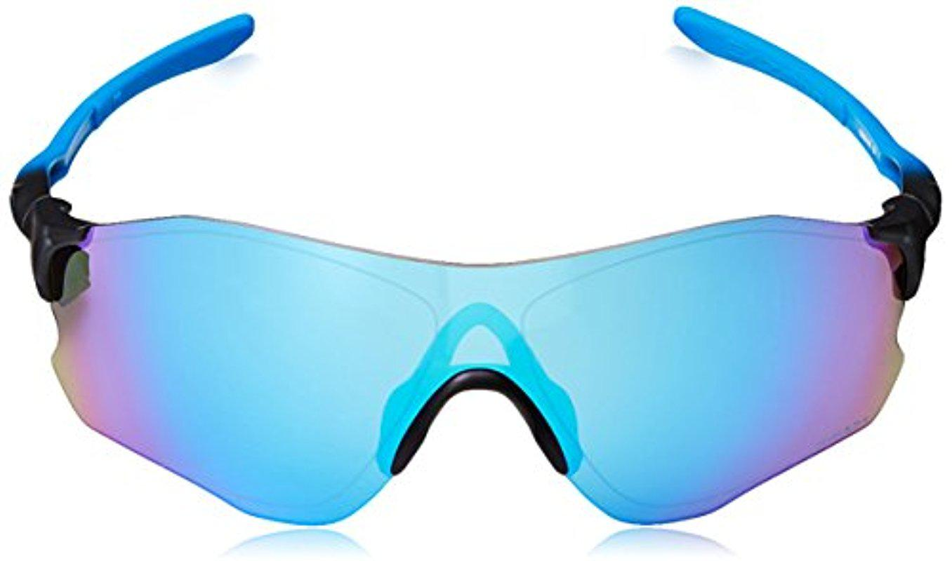 565d318268 Oakley Evzero Path Polarized Iridium Rectangular Sunglasses ...