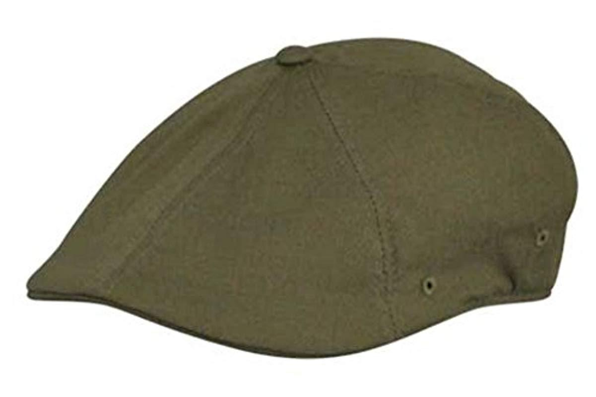 ee703204781 Kangol - Green Ripstop 504 for Men - Lyst. View fullscreen