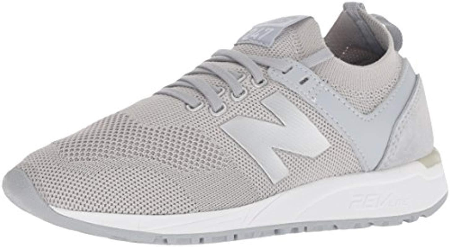 a2f73d2de0e3 New Balance   s Wrl247d1 Trainers in Metallic - Save 42.5% - Lyst