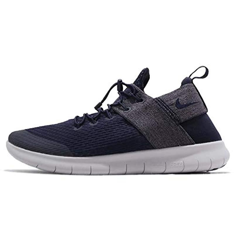 f27d648af712 Nike Free Rn Cmtr 2017 Running Shoes in Blue for Men - Lyst