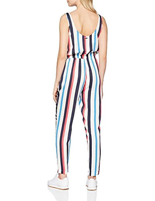 d4d34559b90 Pepe Jeans Jumpsuit in Blue - Save 3.6363636363636402% - Lyst