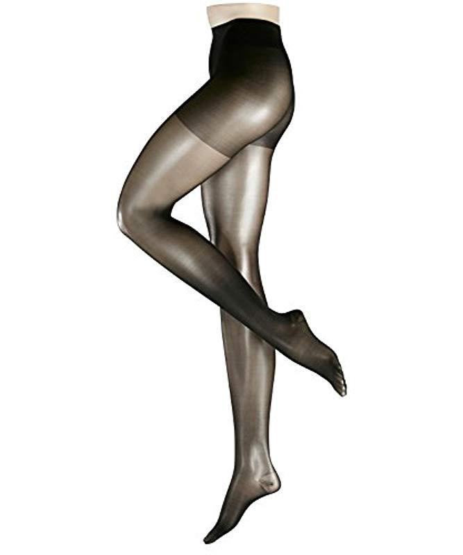 038d9a1f0148b Falke Leg Vitalizer 20 Sheer Compression Tight in Black - Save ...