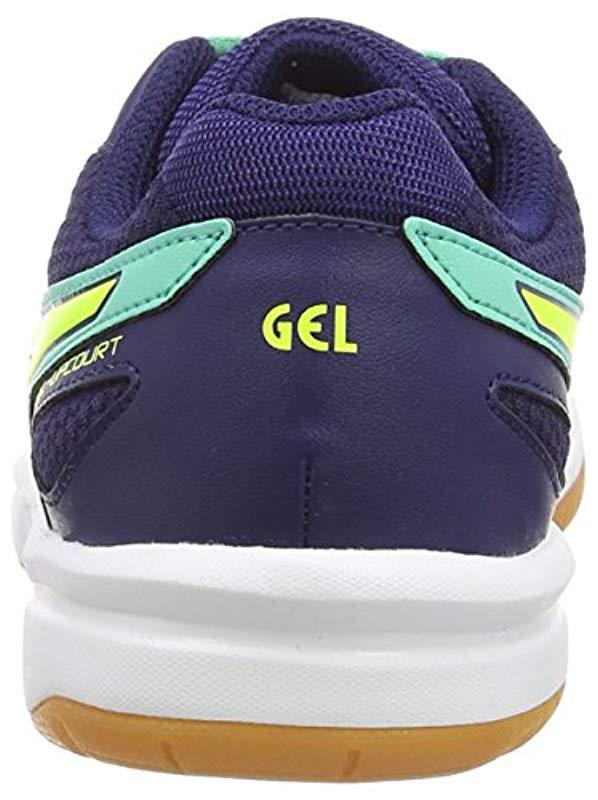 8b5829f65cb Asics - Blue Gel-upcourt, Squash Shoes - Lyst. View fullscreen