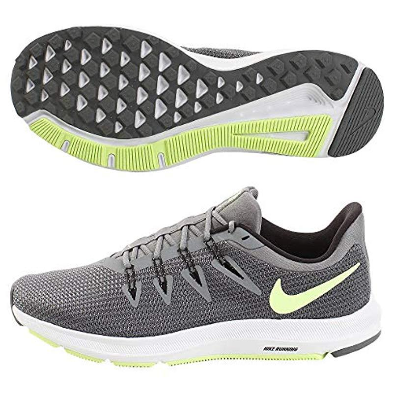Nike Quest Running Shoes in Gray for Men - Lyst 71645c121