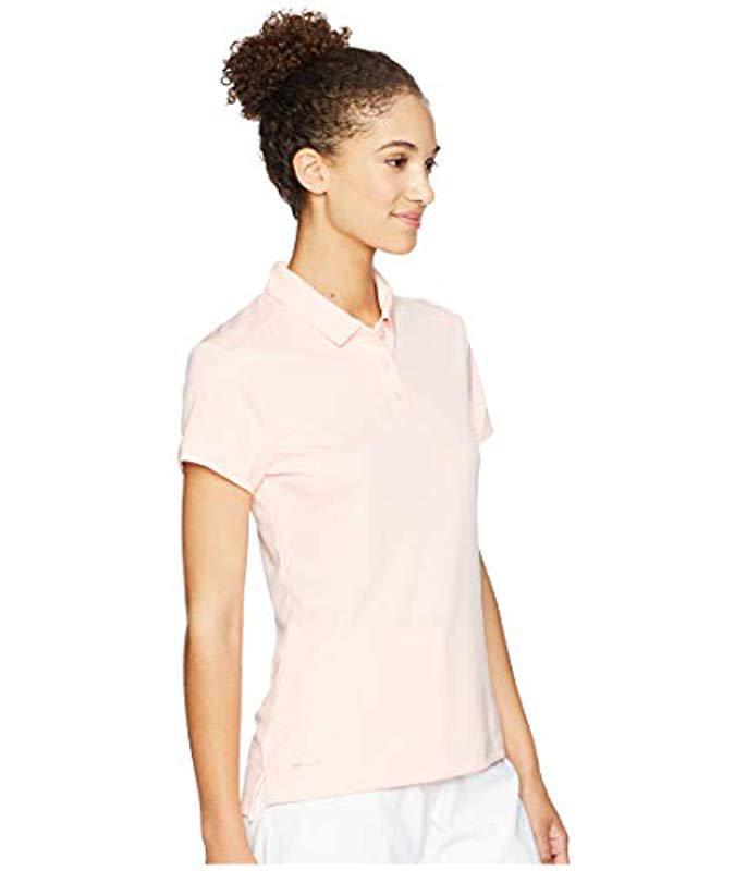 Coloris En Lyst Femme Rose Polo Nike rCWxodBe