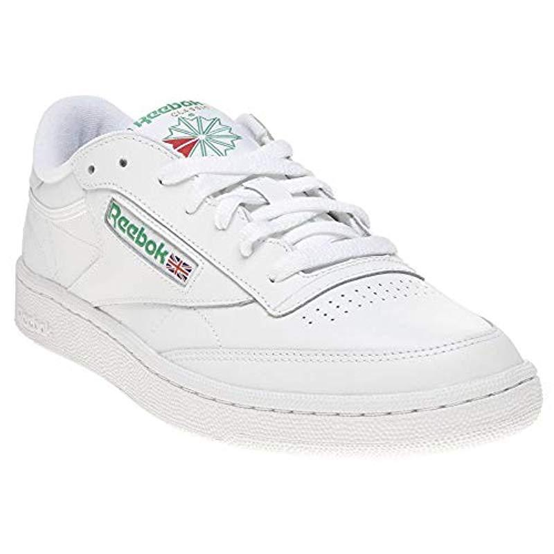 dd61fabf9a83 Reebok - White Club C 85 So Fashion Sneaker for Men - Lyst. View fullscreen