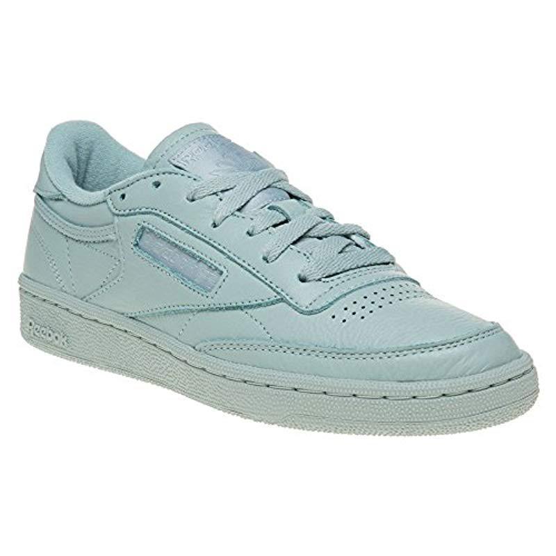 3445c5597d7 Reebok Club C 85 Elm Gymnastics Shoes in Blue for Men - Lyst