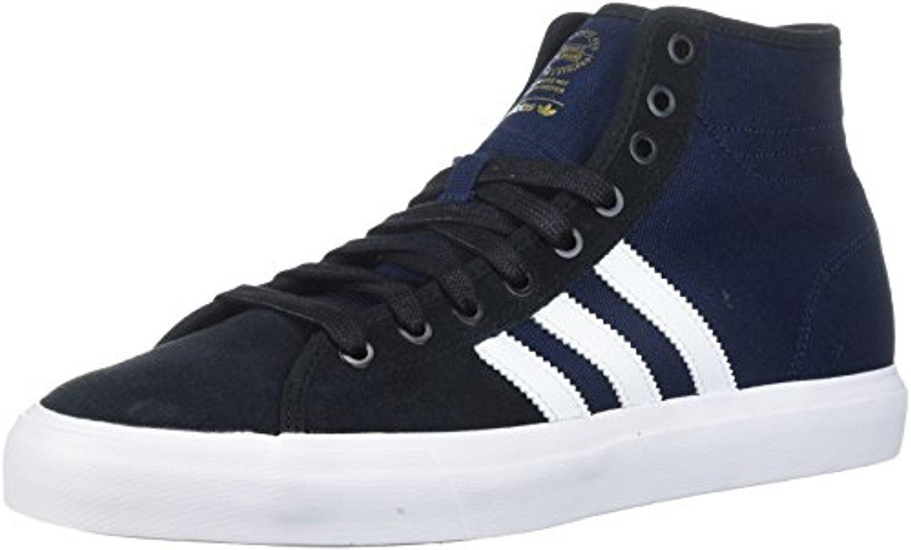 Lyst adidas Originals matchcourt alta rx en azul para los hombres