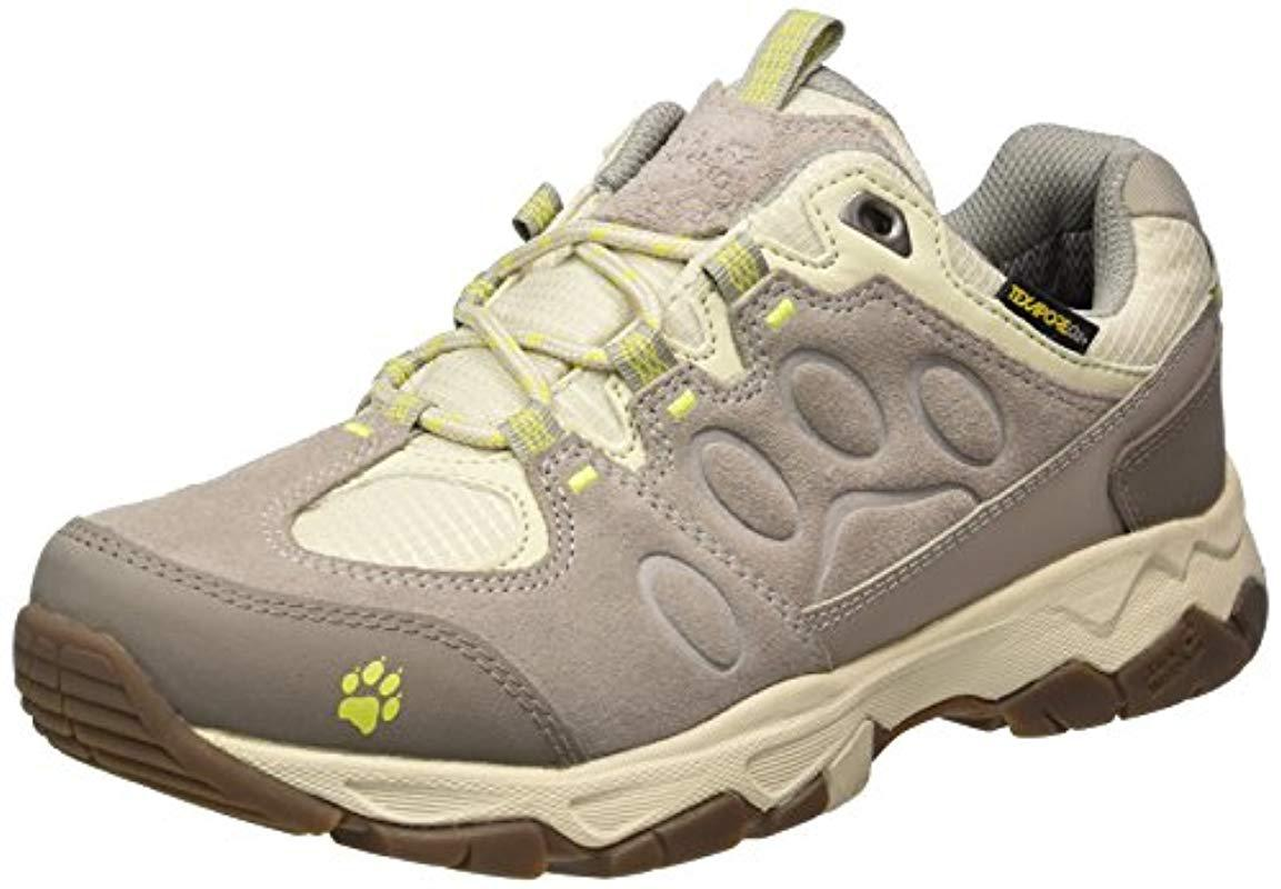 Jack Wolfskin Mtn Attack 5 Texapore Low W 4b7654605f