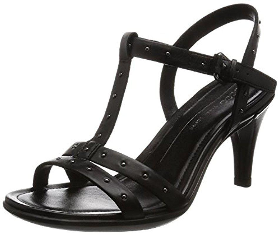 Womens Shape 75 Round Elegant Closed-Toe Pumps Ecco XGwnK1