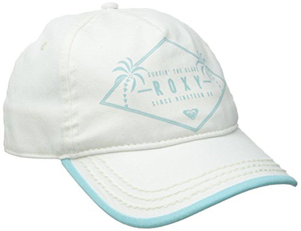 56dd99656402 Lyst - Roxy Next Level Baseball Hat