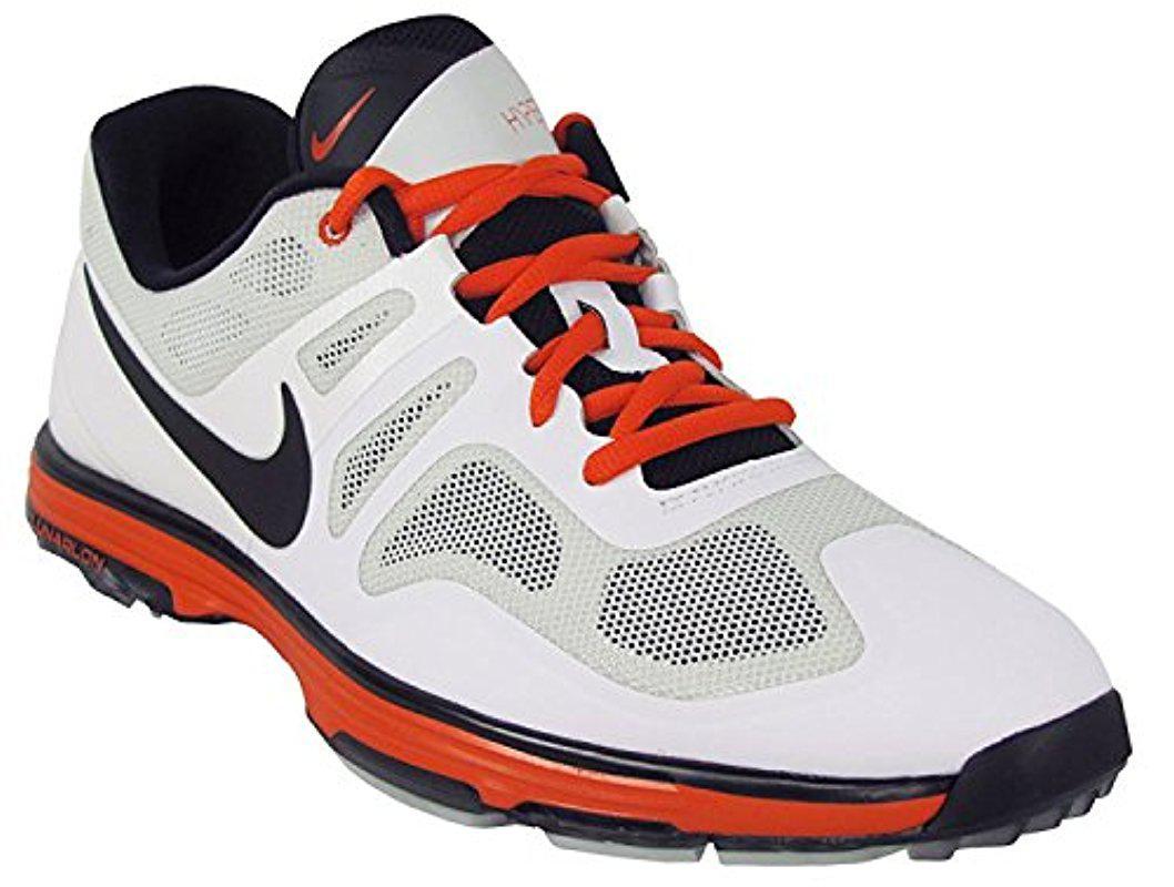 sneakers for cheap 3bc31 bdda1 Nike Golf Lunar Ascend Ii Golf Shoe, Light Base Grey white black ...