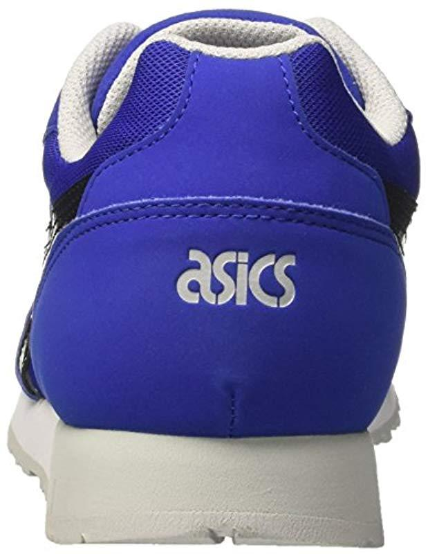 In Asics Men Curreo Top For Lyst Low 's Blue Sneakers tsrQdCBxh
