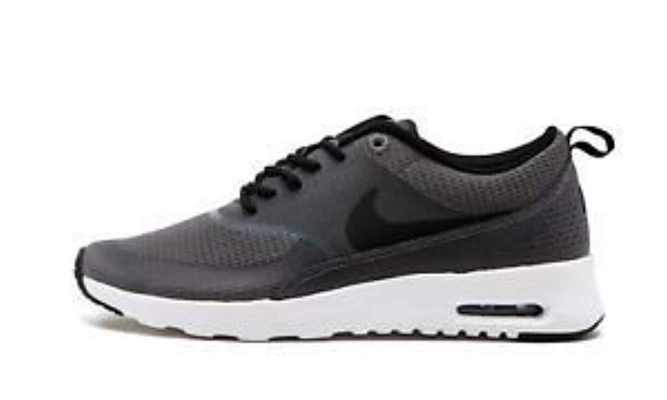 Nike - Blue Air Max Thea Running Shoes - Lyst. View fullscreen ca274d48e