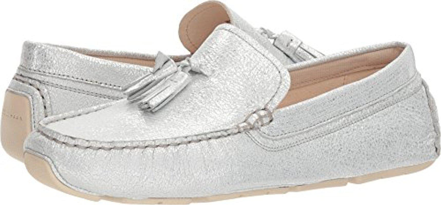 371c238a886 Lyst - Cole Haan Rodeo Tassel Driver Loafer - Save 18.34862385321101%