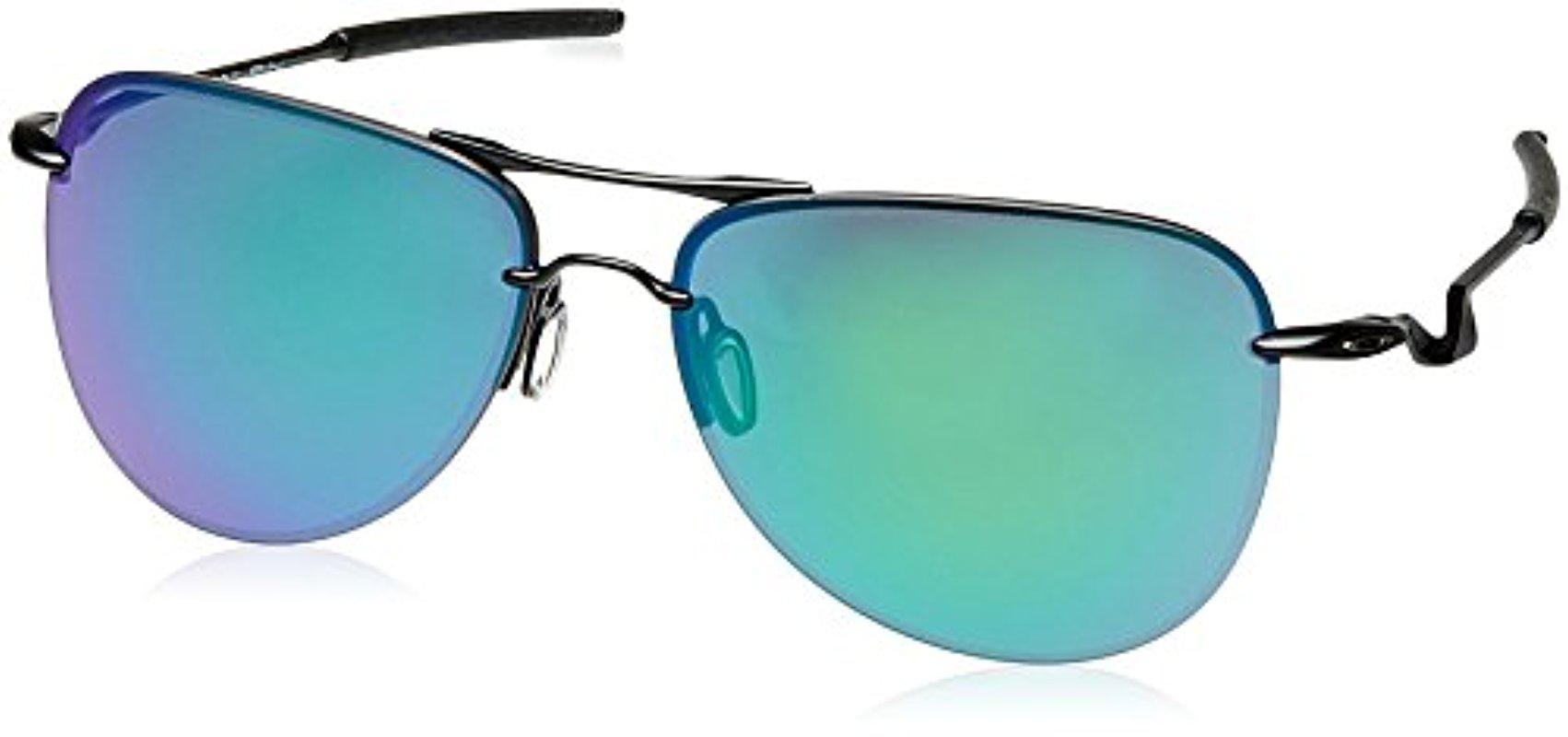 c0d24a2f202 Lyst - Oakley Tailpin Aviator Sunglasses for Men