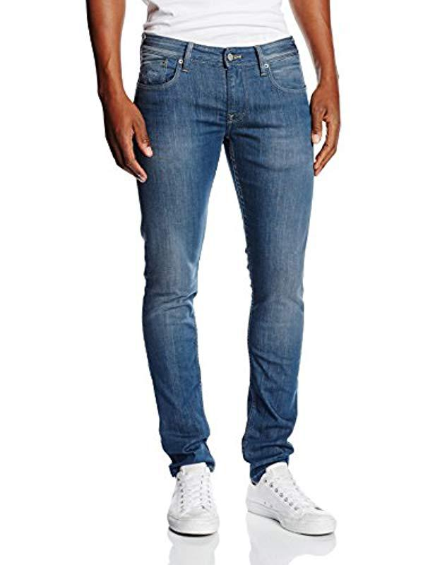 56019db88c7 Pepe Jeans Finsbury Jeans in Blue for Men - Save 1% - Lyst