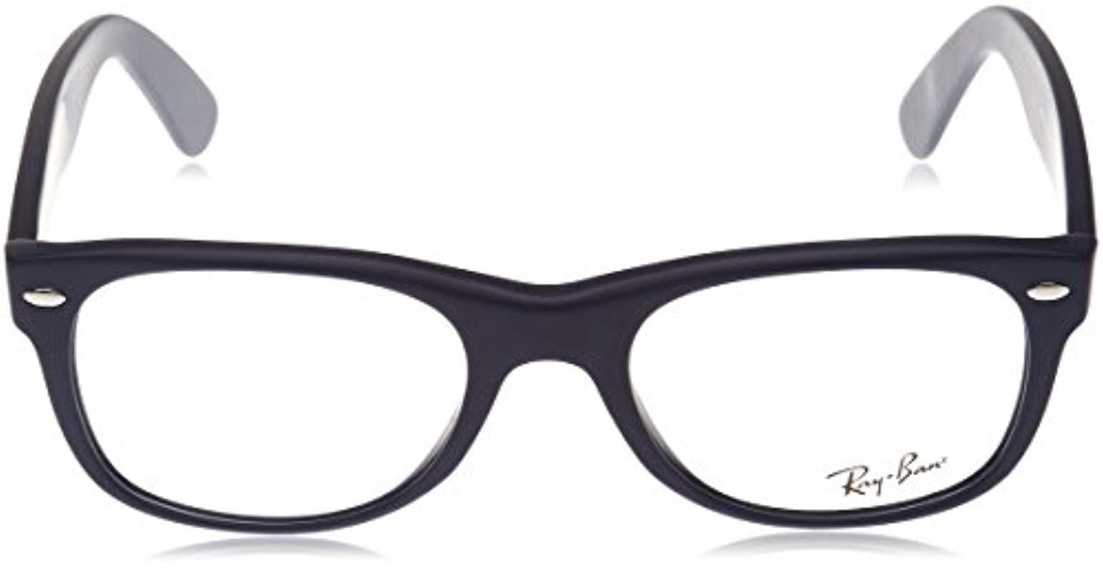 4e0e2563e21 Ray-Ban - 0rx 6360 2861 51 Optical Frames