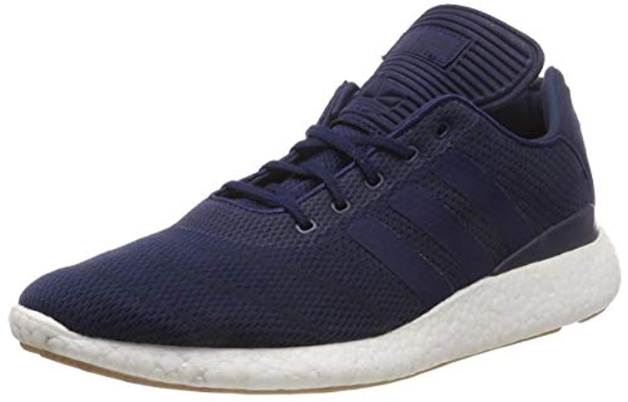 Adidas Busenitz Pure Boost Pk Skateboarding Shoes in Blue for Men - Lyst 6173018c9