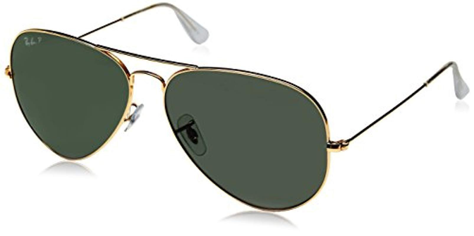 d4067cec680 Ray-Ban Rayban Aviator With Gold Mirror Lense And Gold Frame Unisex ...