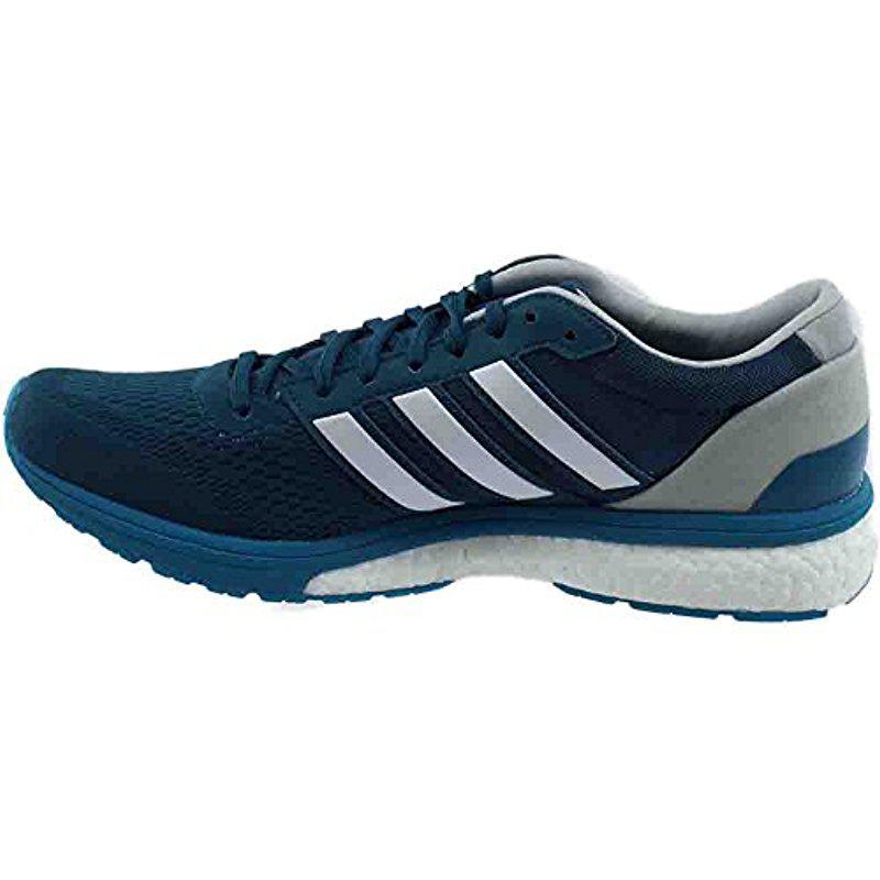 new concept 23d27 12ece Lyst - Adidas Adizero Boston 6 M Running Shoe in Blue for Me