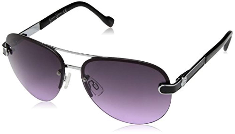 c34a1a417d79 Lyst - Sam Edelman Jessica Simpson J5266 Aviator Sunglasses