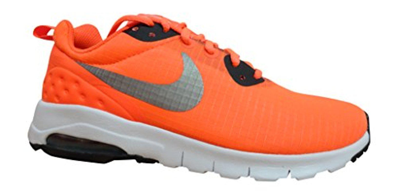 online retailer d87ce 06f38 Nike. Womens Orange Air Max Motion ...