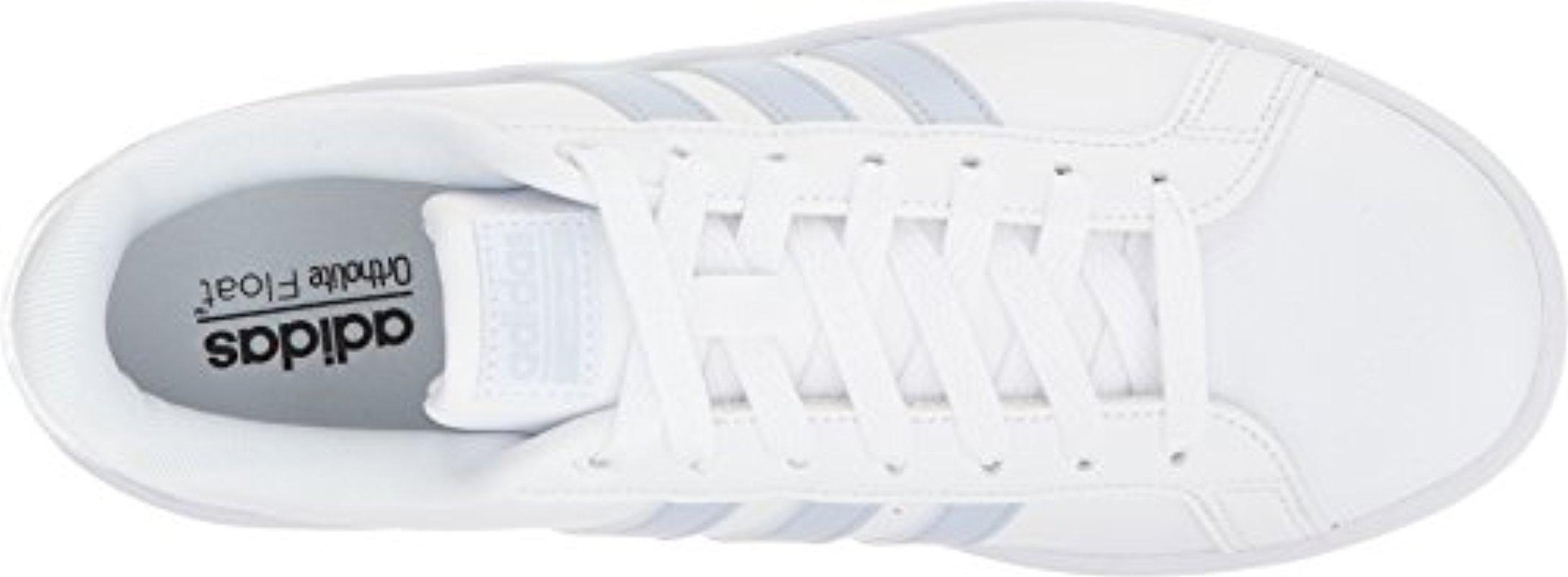 buy popular 10ffd 53dbc Lyst - adidas Neo Cloudfoam Advantage W Fashion Sneaker in W