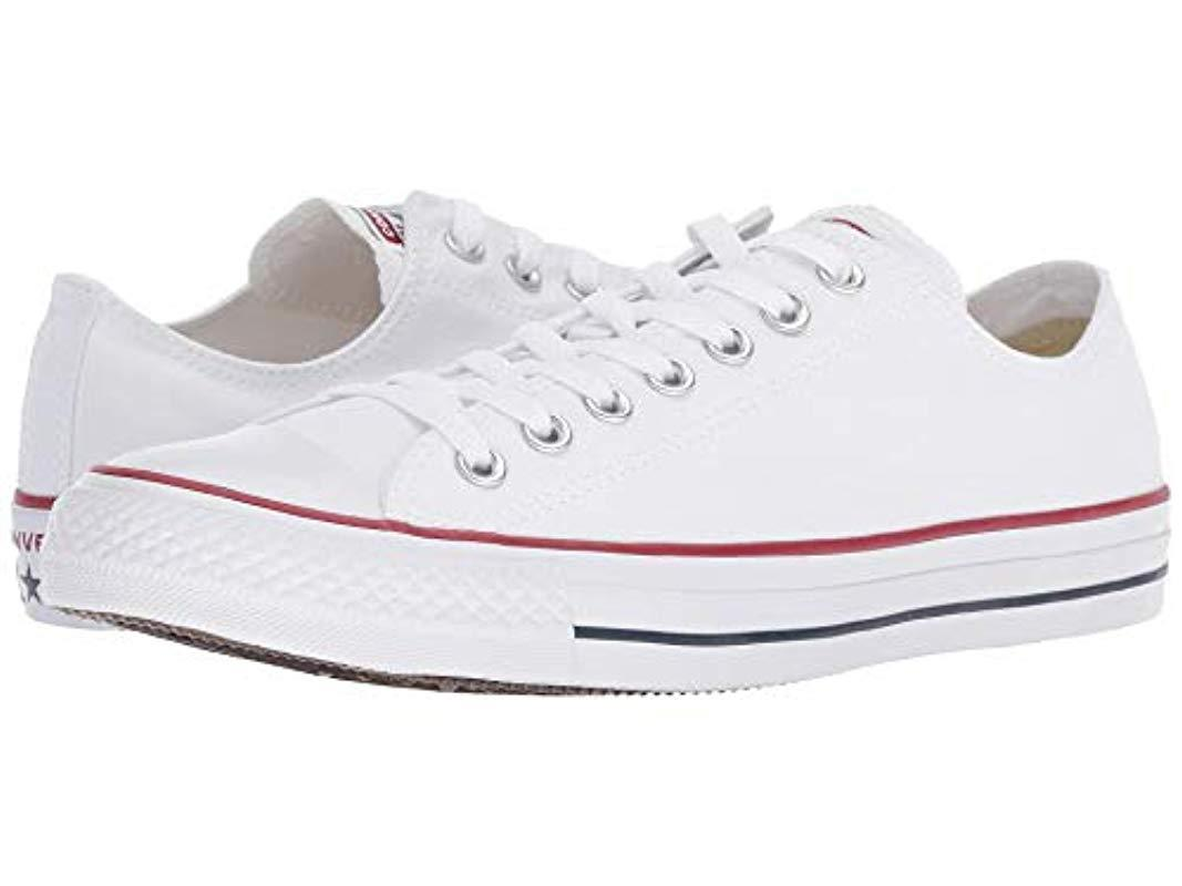 65b94ad2a987 Converse. White Unisex Adult Chuck Taylor All Star Adult Seasonal Ox  Trainers