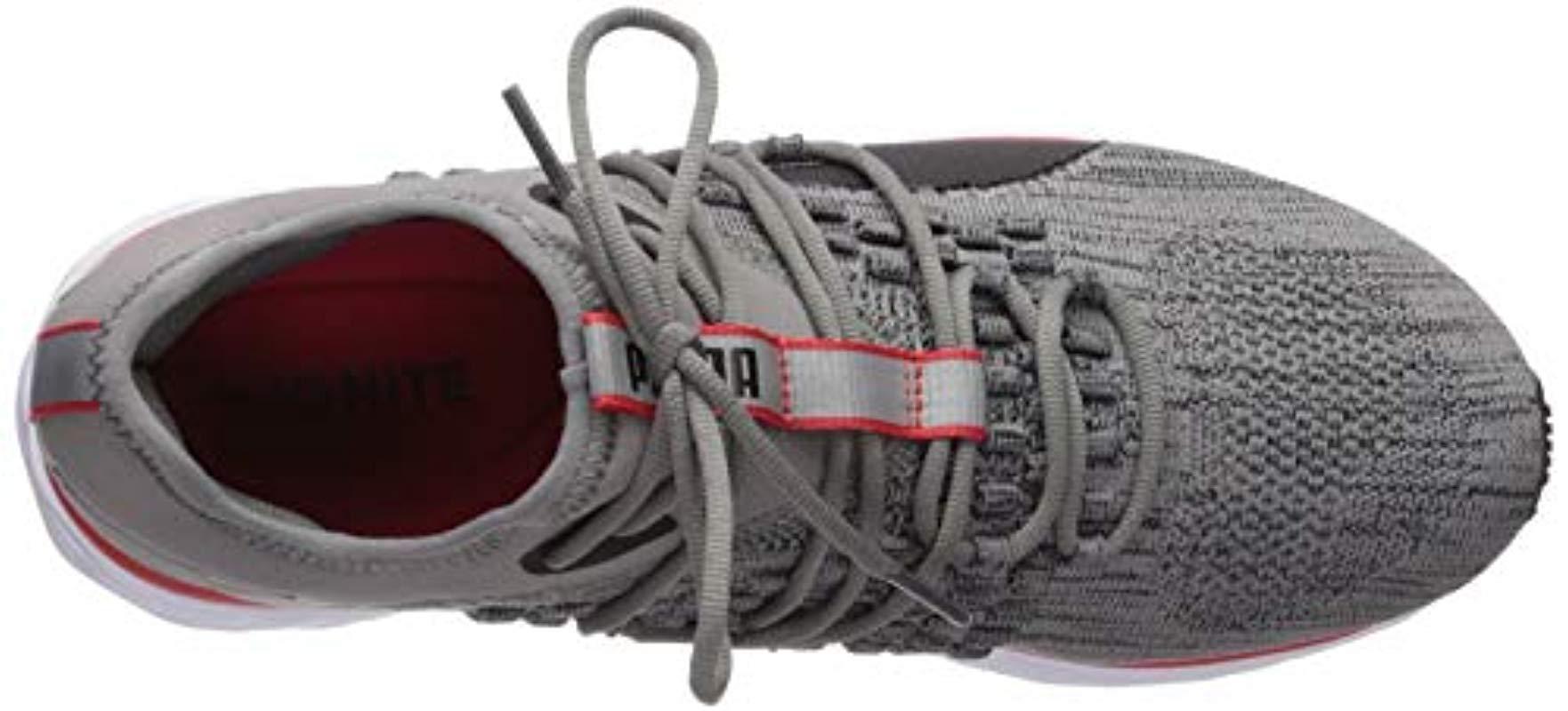 Lyst - PUMA Speed 600 Fusefit Sneaker in Gray for Men 3b300a548