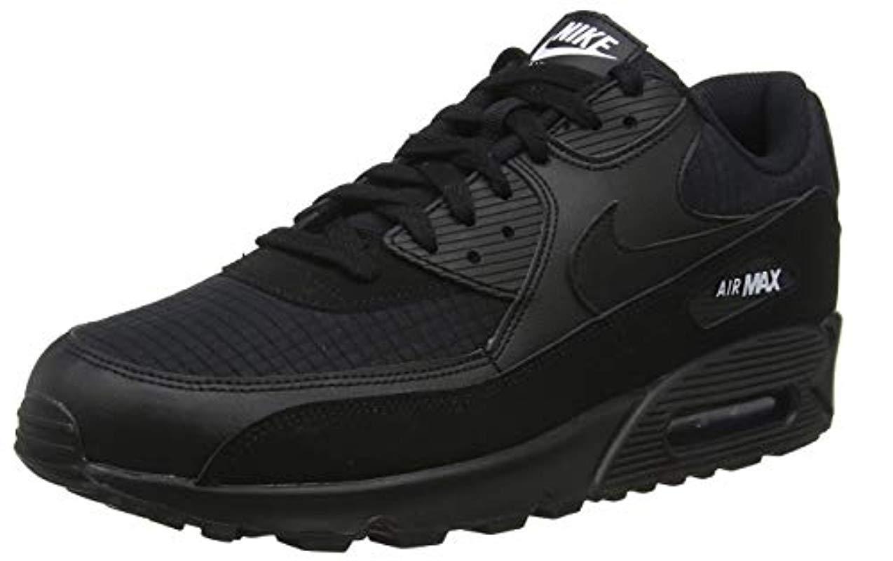 brand new 9e8bf 15769 Nike. Men s  s Air Max 90 Essential Gymnastics Shoes Multicolour ...